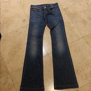 Women's Gucci flared jeans sz. 40